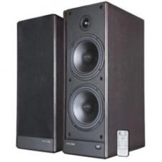 Microlab SOLO7C GAMER's Audio Speaker, RMS power: 110 Watt (55 Watt *2), Wireless remote control, High quality sound and full range spectrum (Brown) SOLO7C