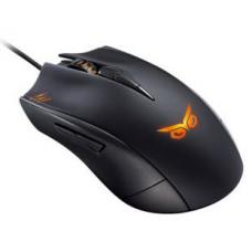 Asus STRIX CLAW Right-handed ergonomic optical gaming mouse crafted for first-person shooting gamers, 5000dpi, 90YH00C1-BAUA00