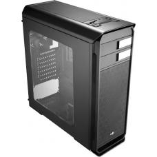 Aerocool Aero-500 Mid-Tower Case w/Window - Black  4713105955576
