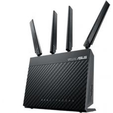 ASUS 4G-AC68U AC1900 Wireless LTE Modem Router, 3G/4G Support, Gigabit LAN 4G-AC68U
