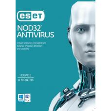 ESET NOD32 Antivirus OEM 1 Device 1 Year EAVH1D1Y