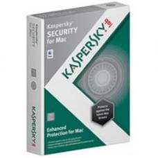 Kaspersky Security for Mac, Single User Retail Box Version (1 year License) KANZ-KL1222EBAFS