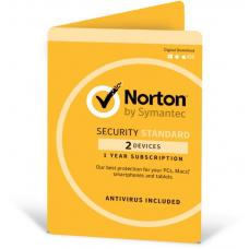 Norton Security Standard OEM 2 Devices 1 Year Digital Download NORSTDOEM-2