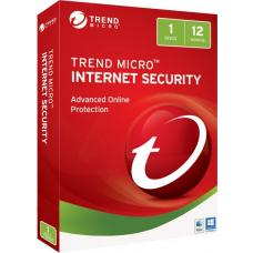 Trend Micro Internet Security 2017 (1 Device) 1 Year Retail (No CD Media) TICIWWMBXSBWEF