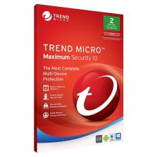 Trend Micro Maximum Security 2016 2 Users 1 Year Multi-Device OEM TICEWWM9XSBJEO