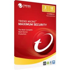 Trend Micro Maximum Security 2017 (1-2 Devices) 1 Year Multi-Device OEM (No CD Media) TICEWWMBXSBJEO