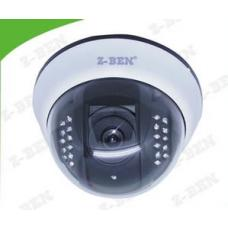 Security Day & Night Camera 3.6mm Fixed Len, 1/4' Sharp Color CCD, 420 TVL, 22 LED, 20m IR, Plastic TNP10766