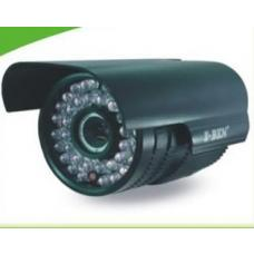 "Security Day & Night Camera 4mm Fixed Lens, 1/4"" Sharp Colour CCD, 420 TVL, 36 LED, 50m IR, Metal TNP10769"