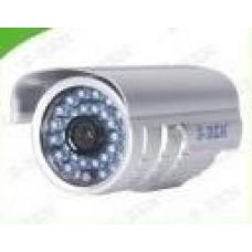"Day & Night Security Camera 3.6mm Fixed Lens, 1/4"" Sharp Colour CCD, 420 TVL, 30 LEDs, 30m IR, Metal TNP10770"