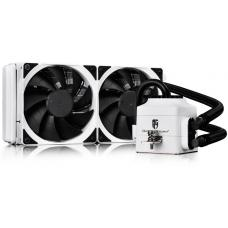 Deepcool Gamer Storm Captain 240EX AIO Liquid Cooling, AM4, WHITE CAPTAIN240EXWHA4