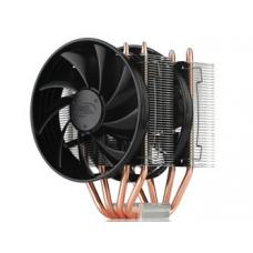 Deepcool Frostwin CPU Cooler (2011/1366/1155/775, FM1/AM3/2+) with 4 Heatpipes and Dual 120mm Fans Frostwin