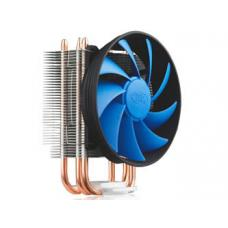 Deepcool Gammaxx 300 CPU Cooler (1366/1155/1156/775, FM1/AM3/2+) with 3 Heatpipes, 120mm PWM Fan GAMMAXX300