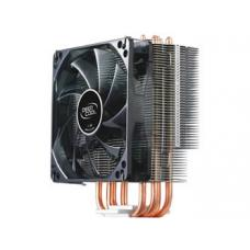 Deepcool Gammaxx 400 CPU Cooler with 4 Heatpipes, 120mm PWM LED Fan Gammaxx 400