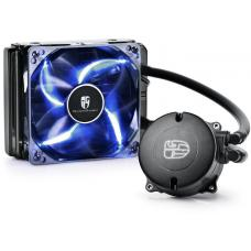 DEEPCOOL MAELSTROM 120T CPU Liquid Cooler AIO Water Cooling With 120mm PWM Fan Blue LED AM4 MS120TAM4