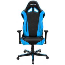 DXRacer Racing Series Gaming Chair, Neck/Lumbar Support - Black & Blue OH/RZ0/NB