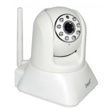 EasyN Wireless IP Pan Tilt IR Camera F3M187 - White EY-F3M187-W