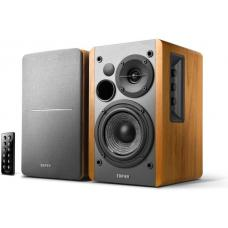Edifier R1280DB - 2.0 Lifestyle Studio Speakers with Bluetooth and Optical R1280DB BROWN