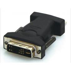 DVI 17M (Analogue) to VGA HD15F Adaptor GC-17MA15F
