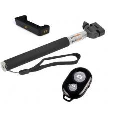Extendable Selfie Stick with Bluetooth Remote Shutter GEN-0620