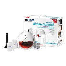 KGUARD DSH-002 Wireless Alarm Kit DSH-002