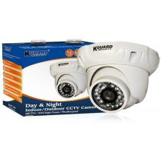 KGUARD HD237EPK 600TVL Dome Camera with 58 degrees viewing angle, IR 25M HD237EPK