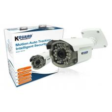 KGUARD HW113F 1000TVL Outdoor Bullet Camera with Auto Track, 65 degrees viewing angle, IR 30M HW113F