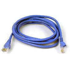 RJ45M - RJ45M Cat5E Network Cable 25cm KO820U-0.25