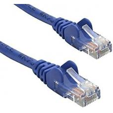 Cat 5e UTP Ethernet Cable, Snagless - 7m Blue KO820U-7