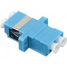 LinkBasic Fibre Optic Adaptor LC Single-mode Duplex Coupler (Pack of 5) ADPT-LC-SM-DPLX