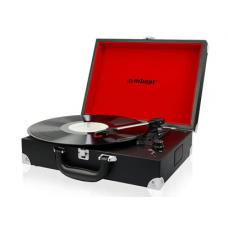 mbeat Retro Briefcase-styled USB Turntable Recorder USB-TR88