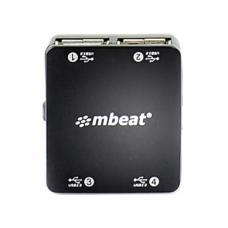 mbeat 4 Port USB 2.0 Hub USB-UPH110K