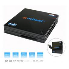 mbeat USB 3.0 Super Speed Multiple Card Reader USB-MCR168