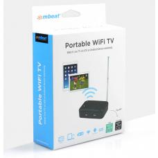 mbeat Portable WiFi TV for iOS and Android devices MB-WIFITV