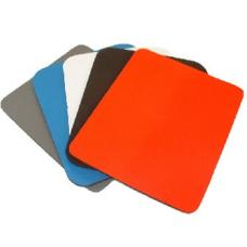 Single Colour Cloth Mouse Pad 260 X 220 X 5mm - Black MP-1BK