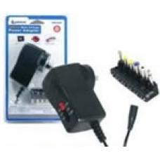 1000mA Multi-Voltage Multi-Tip Power Adapter HW-828