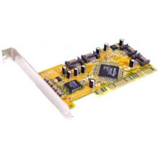 Sunix SATA4000 PCI SATA 1.0 Card - 4 Internal Ports SATA4000