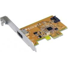 Sunix SATA1616 PCI Express SATA 3.0 Card 6Gbit/s - 1 Internal and 1 External Port SATA1616