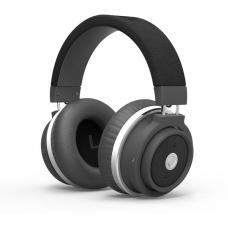 Promate 'Astro' Ergonomic Over-Ear Bluetooth v3.0 Headset with Touch Control -Black ASTRO.BLACK