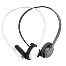 Promate 'Limber' Ultralight, Super-Slim Bluetooth Stereo Headset - White LIMBER.WHITE