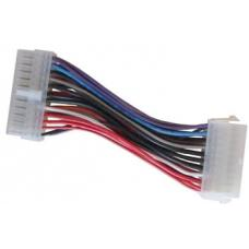 ATX 20 Pin PSU to 24 Pin M/B Cable Adapter 20cm RC-P20P24