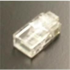 RJ45 Plug for Solid Cable (10 Piece Pack) P2057