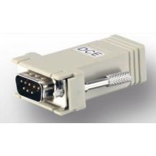 Aten RJ45F to DB9M DTE to DCE Adapter SA0142