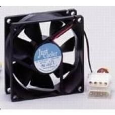 Deepcool 3 Wire/Temperature Controlled Ball Bearing Case Fan 8cm TNP03931