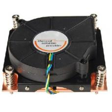 TGC 1U Universal CPU Active Cooler (Full Copper) for 775/1155/1366/2011 TGC-1U-U-A