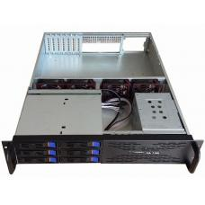 TGC-2305A-R 2U 6-Bay Hotswap Server Chassis - 550MM Deep
