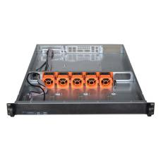 Rack Mountable Server Chassis Case 1U 650mm Depth - no PSU