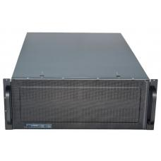 H4-650 Rack Mountable Server Chassis Case 4U 650mm Depth with ATX PSU Window - No PSU