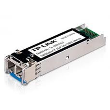 TL-SM311LS TP-Link Gigabit SFP MiniGBIC module, Single-mode, LC interface, Up to 10km distance