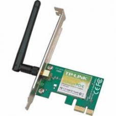 TL-WN781ND TP-Link 150M Lite-N Wireless PCI Express Adapter, works with 802.11n/g/b (TL-WN781ND)