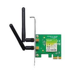TL-WN881ND TP-Link 300Mbps Wireless N PCI Express Adapter, Atheros, 2T2R, 2 detachable antenna